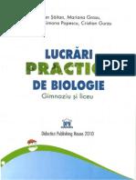 Lucrari Practice de Biologie
