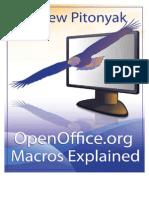 OpenOffice.org Macros Explained OOME_3_0