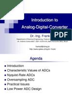 Sill Analog Digital Converter
