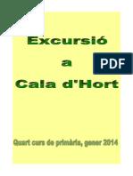 Excursió a Cala d'Hort