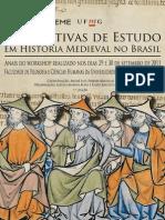 Perspectivas de Estudo em História Medieval no Brasil - Anais