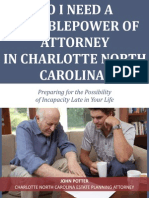 Do I Need a Durable Power of Attorney in Charlotte North Carolina?