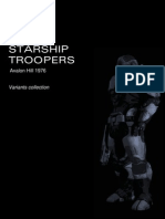Starship Troopers (AH) Variants Collection