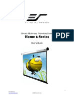 User Guide Home Series
