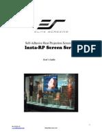 User Guide Insta RP2