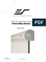 User Guide Powermax Series