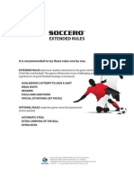 Soccero Extended Rules en Nobg