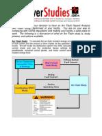 Arc Flash Description and Options