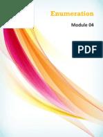 CEHv8 Module 04 Enumeration
