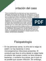 Presentaci+¦n del caso clinico