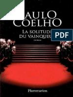 coelho [paulo] - la solitude du vainqueur.pdf