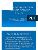 Introduction HNTS Français