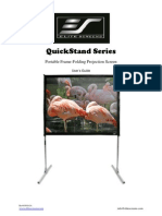 User Guide QuickStand Series