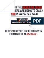 Battlefield 4 ELITE Strategy Guide eBook REVIEW