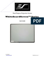 User Guide Whiteboard Series