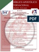 CEBAINT-Protocolo 16 Pts