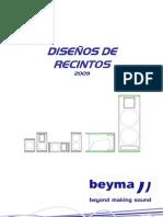 Beyma Diseño De Recintos