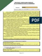 Directrices y Orientaciones Geografia 2013 2014