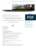 """La liste """"apolitique"""" """"Sainte-Luce est à vous""""  a pour référence éducative l'association SOS Education"""
