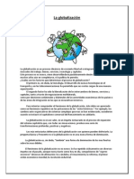 Globalizacion Presentar