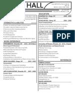 resume simplified2013
