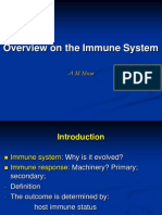 Overview on the Immune System