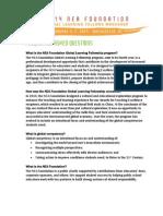 Communications FAQs