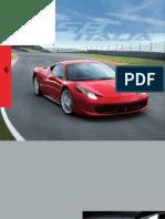 Ferrari Int 458Italia