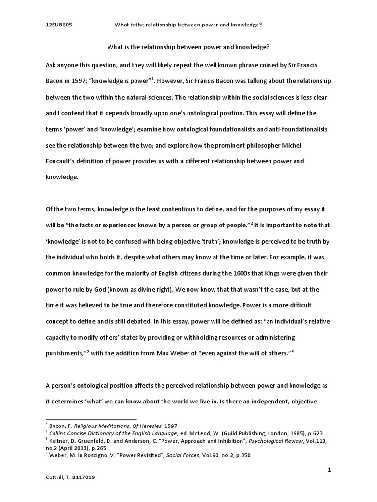 knowledge is power essay knowledge is power essay good topic for  hd image of knowledge is power essay good topic for cause and effect essay