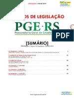 Apostila Topicos de Legislacao PGE