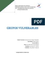 Grupo Vulnerable