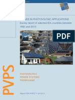 trends in pv applications