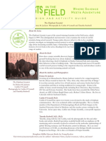The Elephant Scientist Discussion Guide