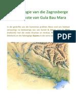 Antropologie van die Zagrosberge in die tekste van Gula Bau Mara