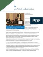 15-12-2013 El Sol de Puebla - Celebra Moreno Valle La Productividad Del Congreso