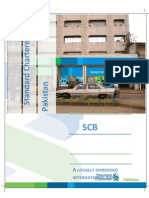 Business and Organisation Structure of Standard Chartered Bank