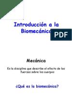 Biomecanica 3 Leyes de Newton - Palancas