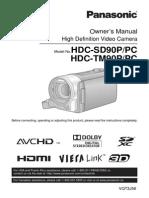 Panasonic Hdcsd90 Mul