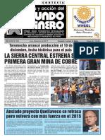 Mundo Minero, Diciembre 2013.