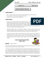 II BIM - 3er. Año - LIT - Guía 5 - El Romanticismo Peruano
