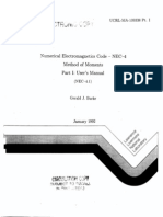 NEC4 Users Manual