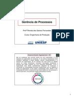 Gerência de Processos-aula 03-2012