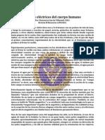 Campos Electricos Del Cuerpo Humano - Nov61 - Clemencia Garcia Villasmil, S.R.C.