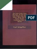 Carl Schöpffer - Widerlegung des Kopernikus