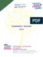 Calendario_Escolar_ 2014