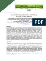 Diagnostico Organizacional Empresas Constructoras