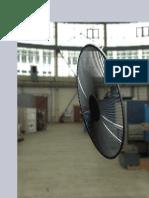 Proteçao frontal do ventilador
