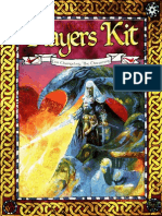 Changeling Players Kit (1995)