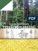 Livro Cartilha Trabalho Florestal