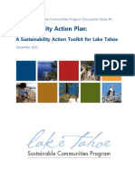Final Sustainability Action Plan Dec, 2013